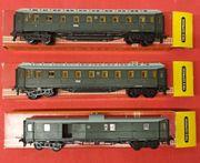 Trix Express Modelleisenbahn Personenwagen 3371