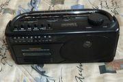 DEAWOO Cassettenrecorder zu verkaufen