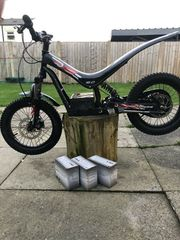 Osset Trials Bike 16 0