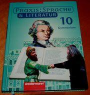 9783141208306 - Praxis Sprache Literatur 10 -