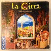 Brettspiel La Citta