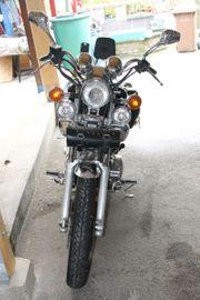 Verkaufe meine Yamaha Virago XV