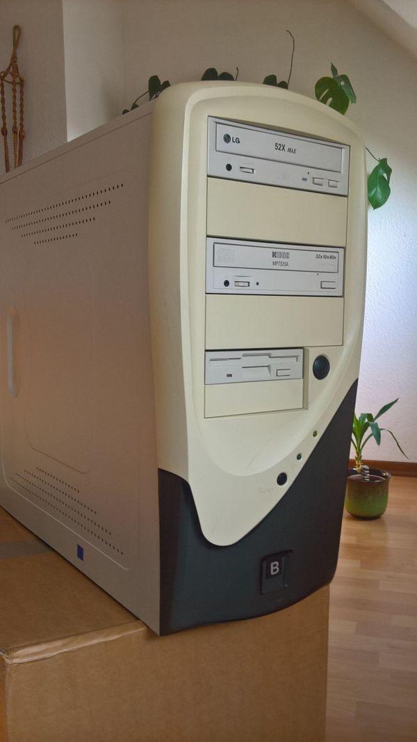 PC - Gehäuse 4 Stück