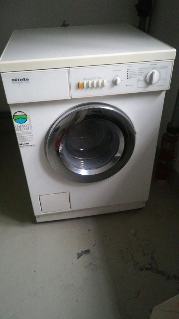 Miele Waschmaschine Novotronic w820 für
