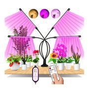 Pflanzenlampe LED 4 Köpfe
