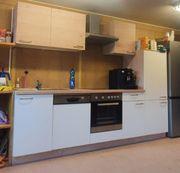 Küchenzeile inkl Geräte