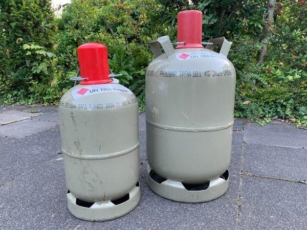 Propangas Flaschen 5 kg 11kg