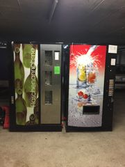 Kaltgetränkeautomaten und Leegutautomaten