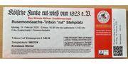 2 Tickets für Rosenmontagstribüne Köln