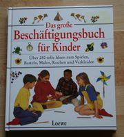 NEU Das große Beschäftigungs-Buch für Kinder