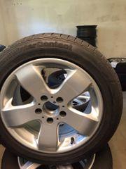 Felgen Mercedes SlK 320 Reifengröße