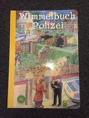 Großes Wimmelbuch Polizei