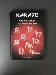 Karate Kata Buch von Udo