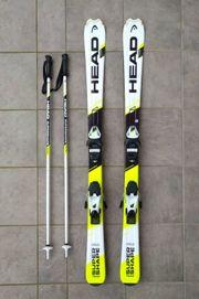 Kinder-Ski HEAD 135 cm mit