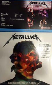 3 Tickets Metallica München 23