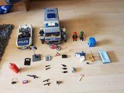 Verkaufe Playmobil Polizeiauto mit Zubehör