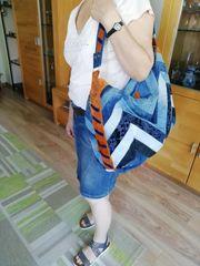 Handmade Handarbeit Tasche