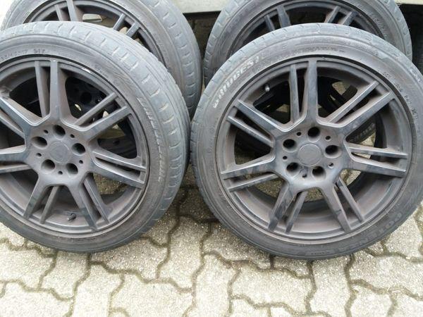 Felgen - Lingenfeld - Felgen zu verkaufen in einem sehr gutem Zustand für Audi A4. 225/45/R17 - Lingenfeld