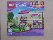 Traumhaus von Lego Friends 3315