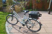 E-Bike -FLYER- Herrenrad tiefer Einstieg