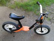 Laufrad Kettler orange schwarz