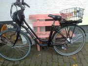 Pedelec e-bike Saxonet neuwertig