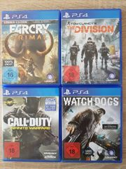 PS4 Spiele Paket Farcry Primal