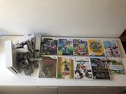 Nintendo Wii 10 Spiele Mega