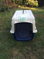 Hundetransportbox, Flugbox