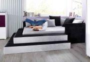 Modernes Neuwertiges Bett