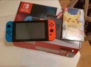Nintendo Switch inkl Spiel