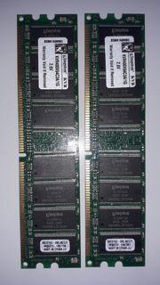 Kingston KVR400X64C3A 1G DDR PC400