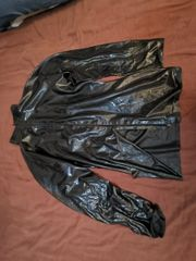 Jacke aus Latex
