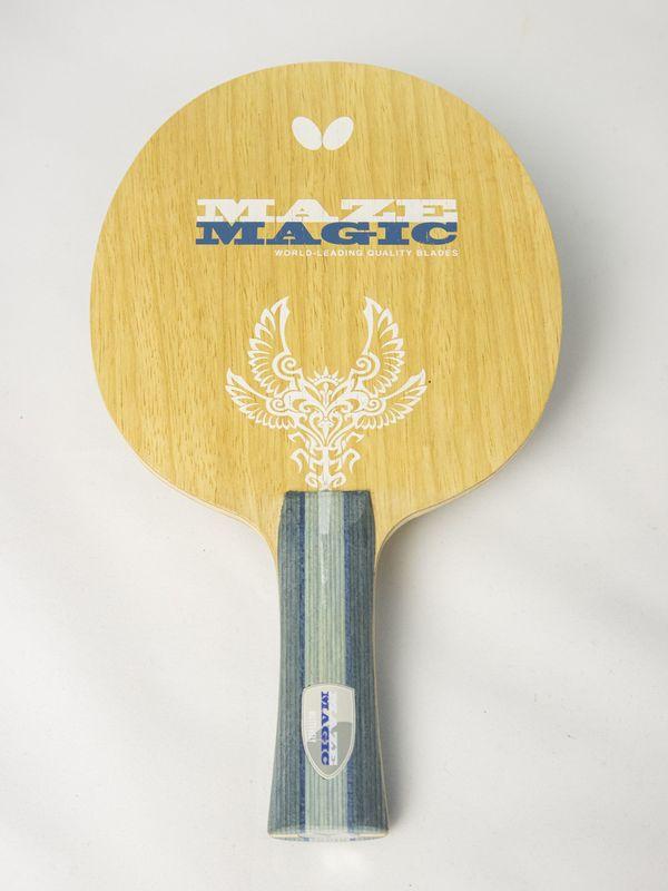 Tischtennisholz -Butterfly Maze Magic-