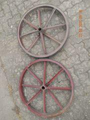 2 Eisenräder