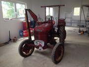 Traktor, Schlepper Ihc
