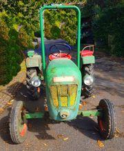 Schöner Traktor Holder B12 C