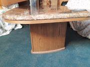 Tisch mit Steinplatte sehr stabil