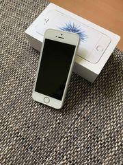 Neuwertig Apple Iphone SE 64GB