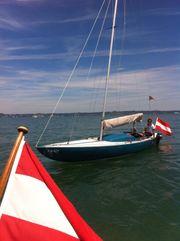 Segelboot Drachen