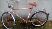 Schönes altes Fahrrad Diamant IFA