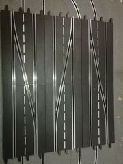 3 x Carrera Pro-X Weichen