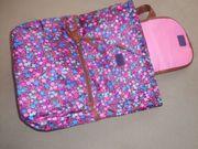 1 Rucksack für Mädchen lila