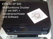 Drucker , Epson XP