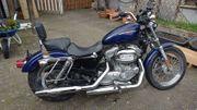 Bike Cruiser Motorrad Harley Davidson