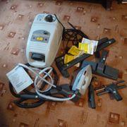 Kärcher Dampfbügeleisen oder Kärcher Dampfreiniger