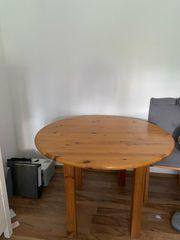 Toller Holztisch zum Abholen