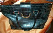 Aigner Handtasche schwarz 35 - v