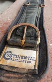 Sattelgurt Continental