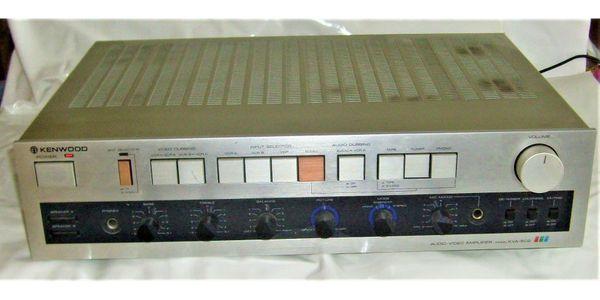 KENWOOD KVA-502 Audio-Video Verstärker 120-230V